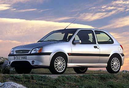 Ford Fiesta 2000 foto - 4
