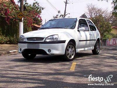 Ford Fiesta 2000 foto - 5