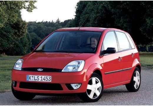 Ford Fiesta 2001 foto - 2