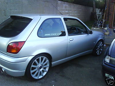 Ford Fiesta 2001 foto - 3