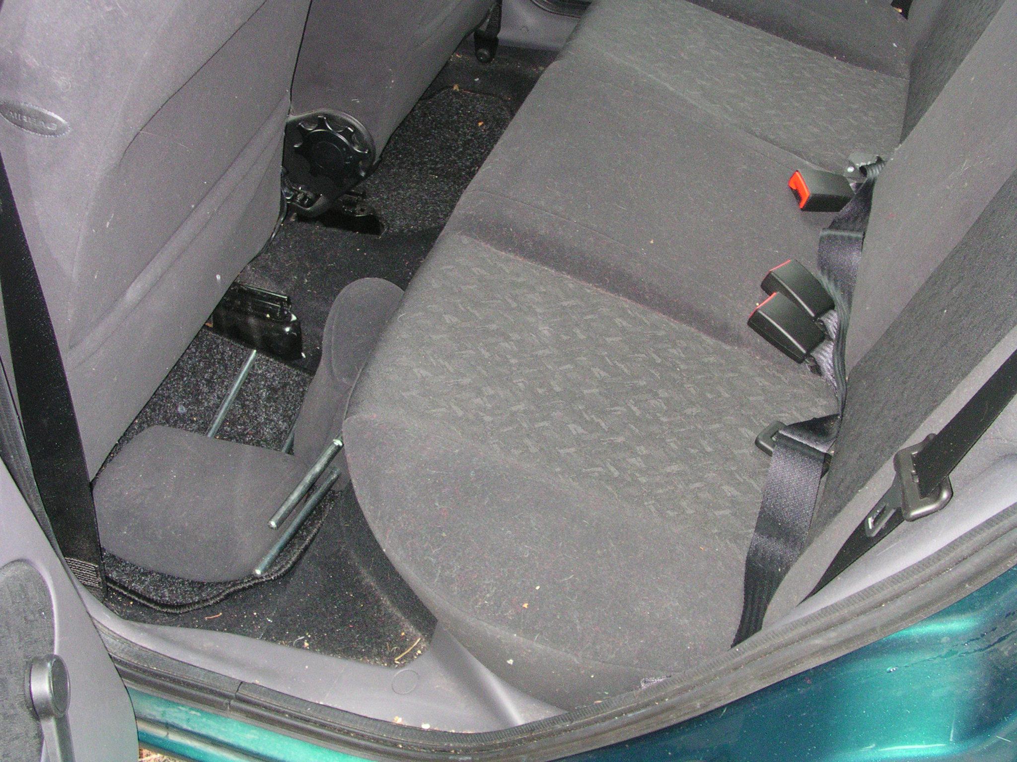 Ford Fiesta 2001 foto - 4