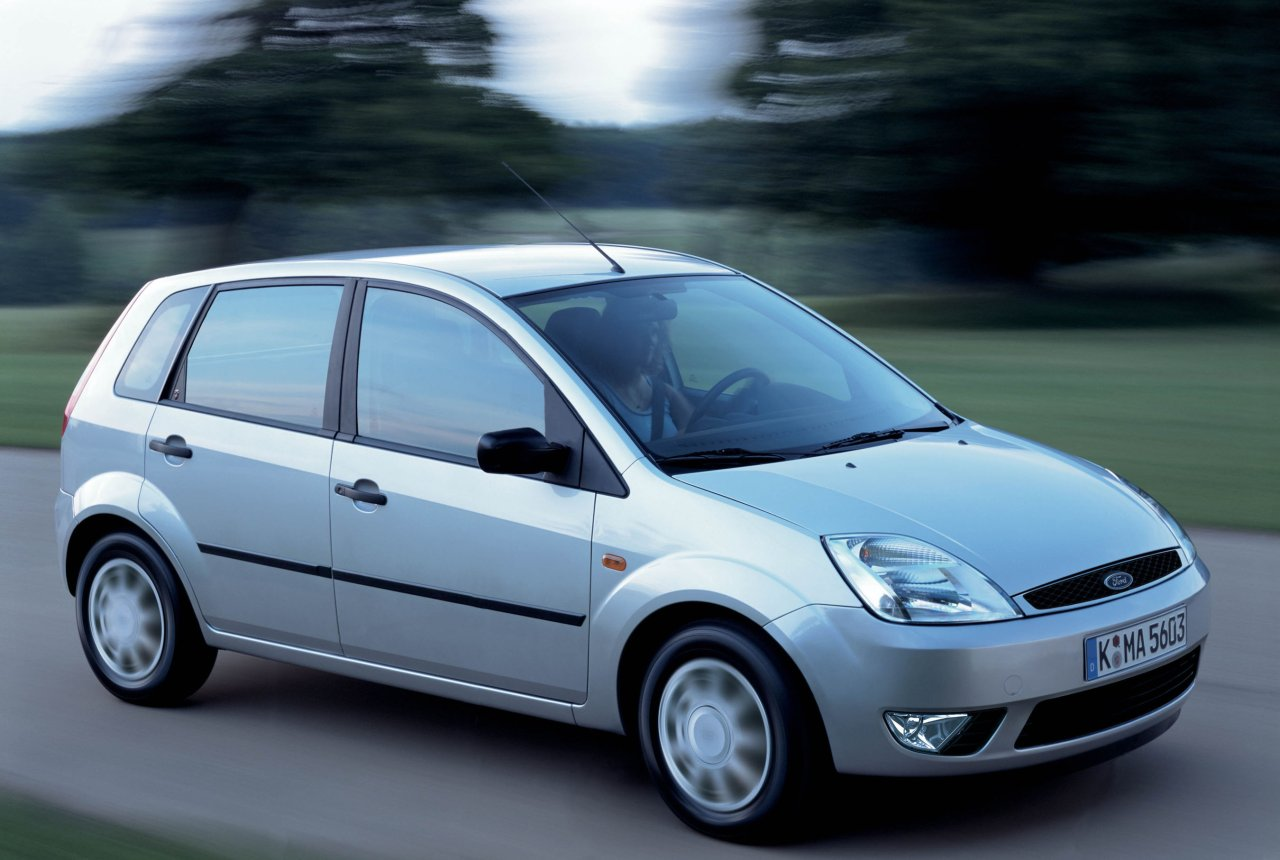 Ford Fiesta 2002 foto - 1
