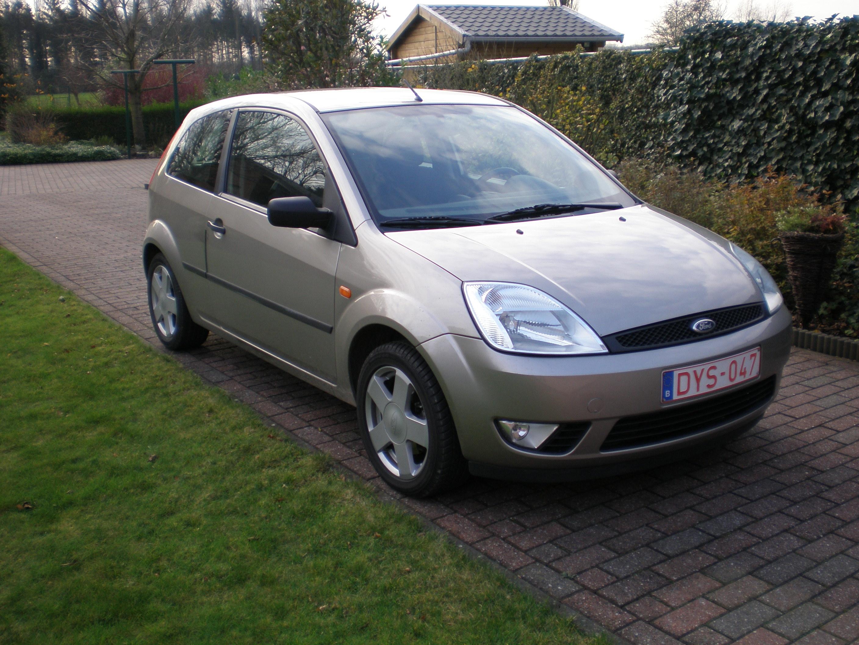 Ford Fiesta 2003 foto - 1