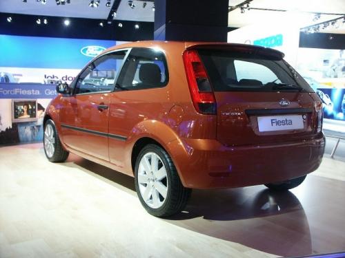 Ford Fiesta 2003 foto - 3