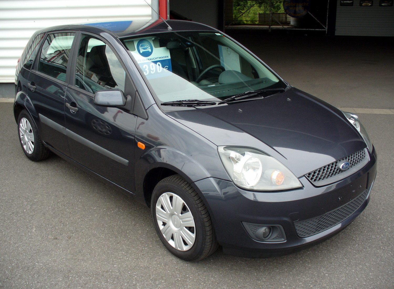 Ford Fiesta 2005 foto - 4