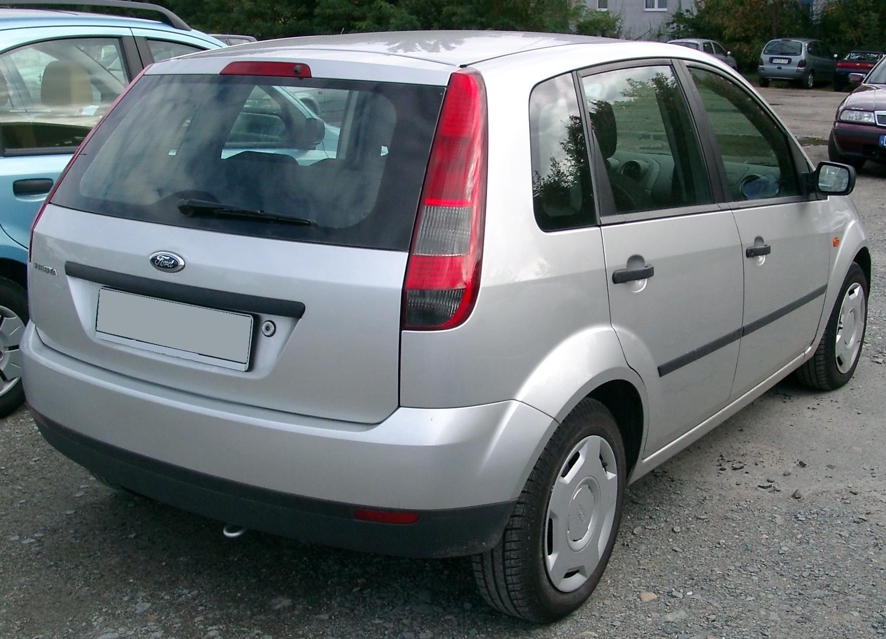 Ford Fiesta 2007 foto - 2