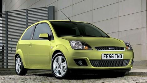 Ford Fiesta 2007 foto - 3