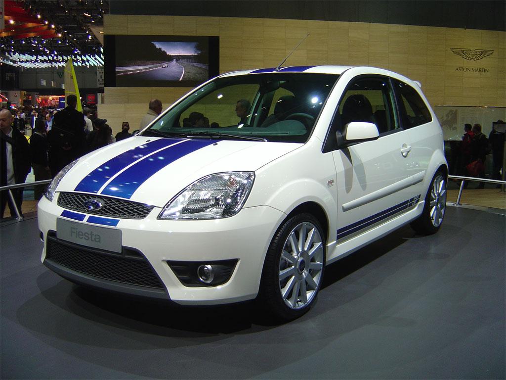 Ford Fiesta 2007 foto - 4