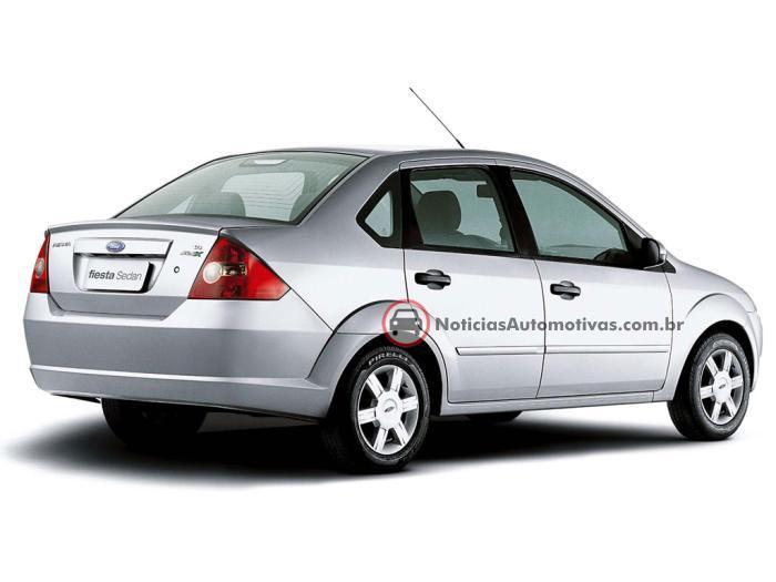 Ford Fiesta 2008 foto - 4