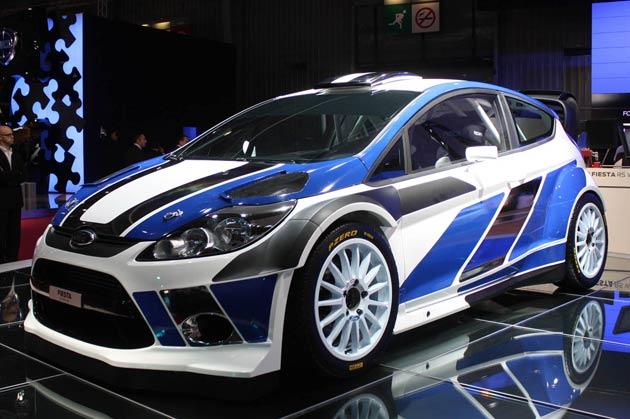 Ford Fiesta 2011 foto - 3
