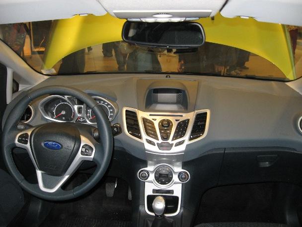 Ford Fiesta 2011 foto - 4