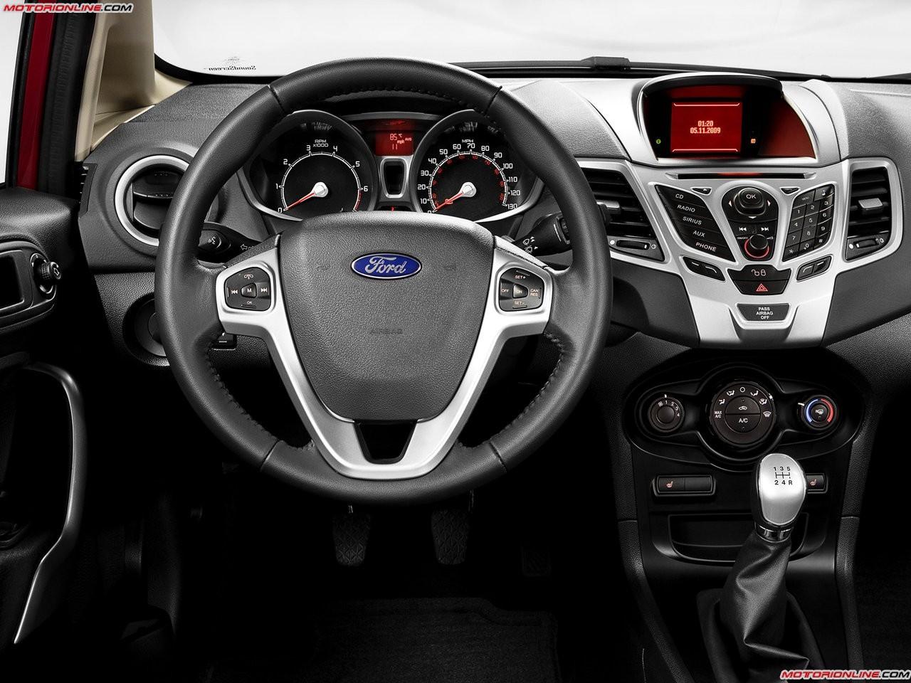 Ford Fiesta 2011 foto - 5