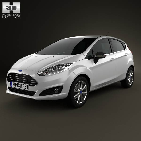Ford Fiesta 2013 foto - 2