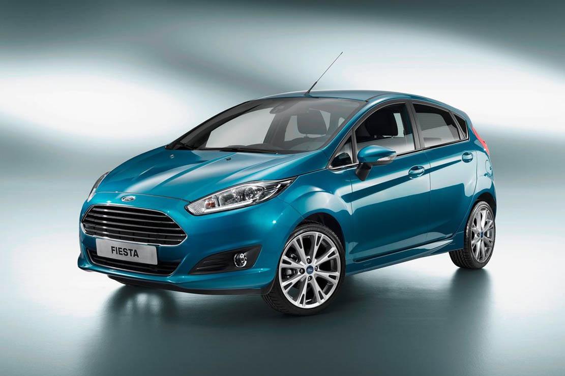 Ford Fiesta 2013 foto - 3
