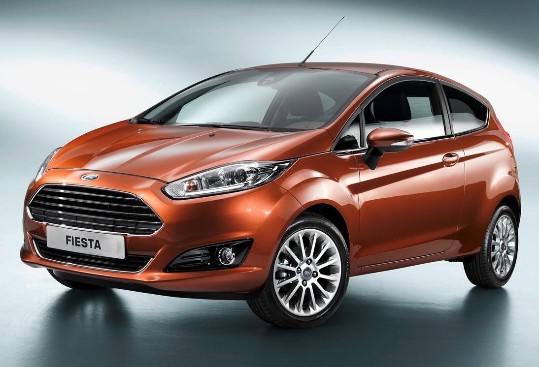 Ford Fiesta 2013 foto - 4