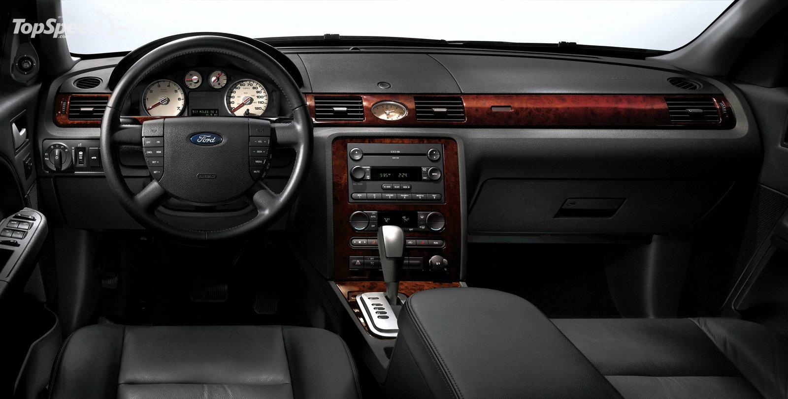 Ford Five-Hundred 2007 foto - 1