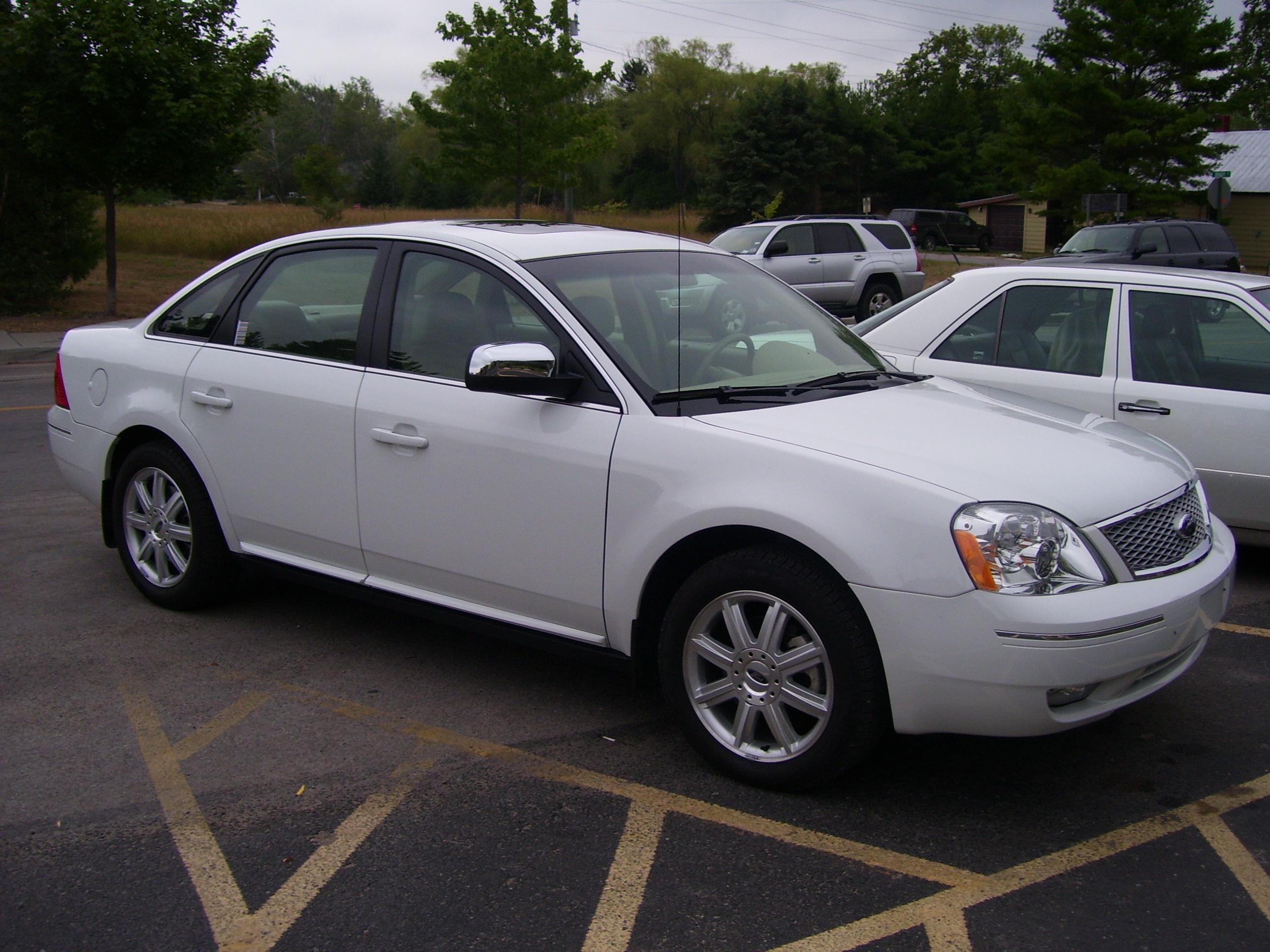 Ford Five-Hundred 2007 foto - 3