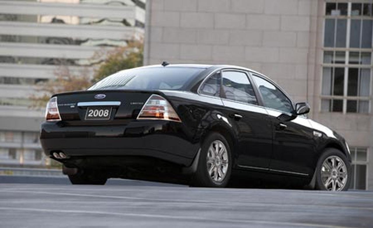 Ford Five-Hundred 2008 foto - 1