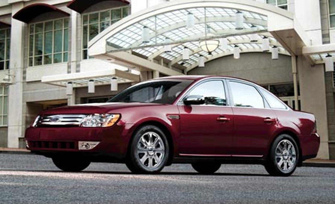 Ford Five-Hundred 2008 foto - 3