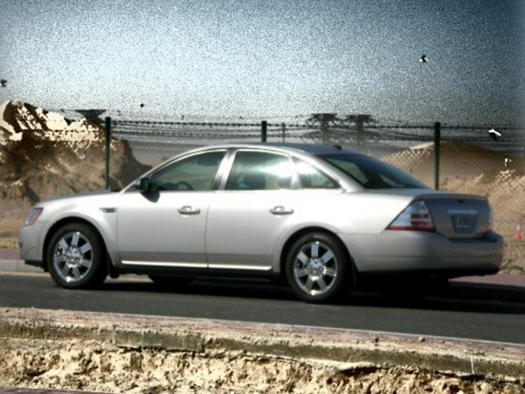 Ford Five-Hundred 2008 foto - 4