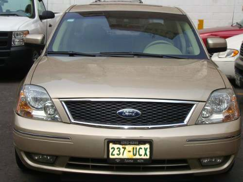 Ford Five-Hundred 2014 foto - 5