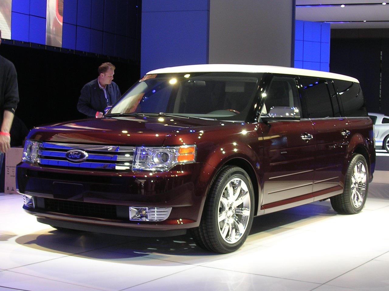 Ford Flex 2008 foto - 4