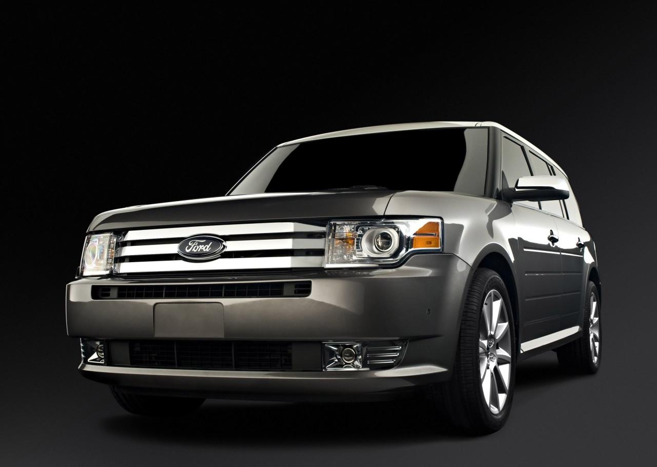 Ford Flex 2010 foto - 5
