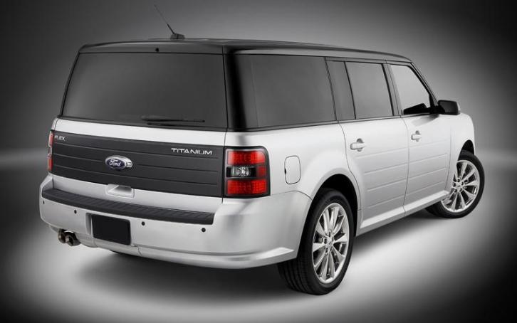Ford Flex 2011 foto - 4