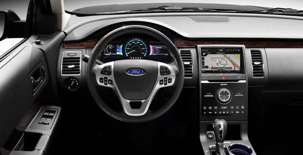 Ford Flex 2013 foto - 4