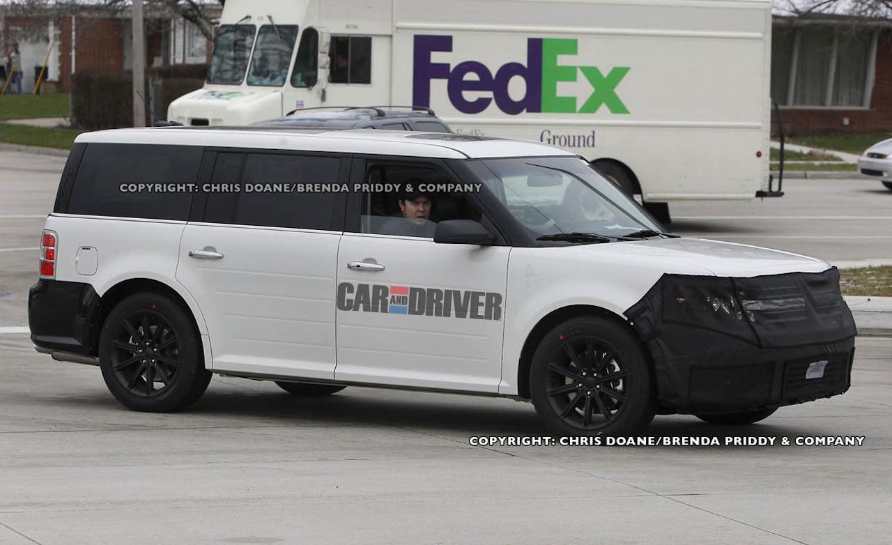 Ford Flex 2013 foto - 5