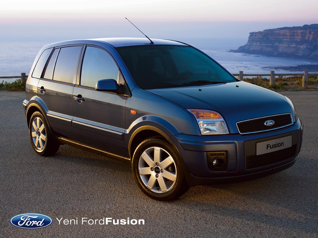 Ford Fusion 2001 foto - 1