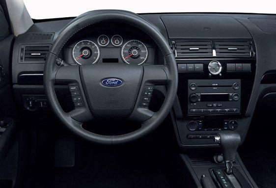 Ford Fusion 2001 foto - 3