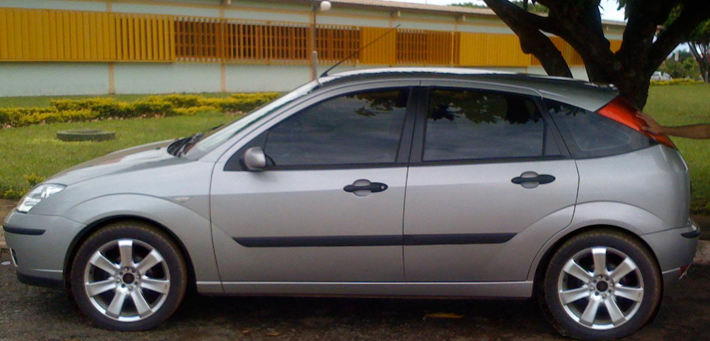 Ford Fusion 2001 foto - 5
