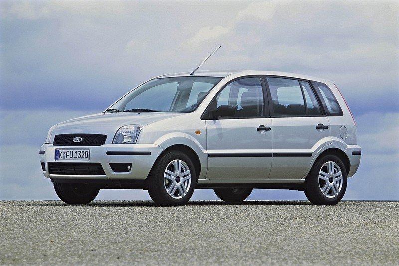 Ford Fusion 2003 foto - 4