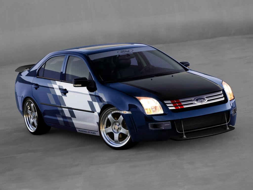 Ford Fusion 2004 foto - 3
