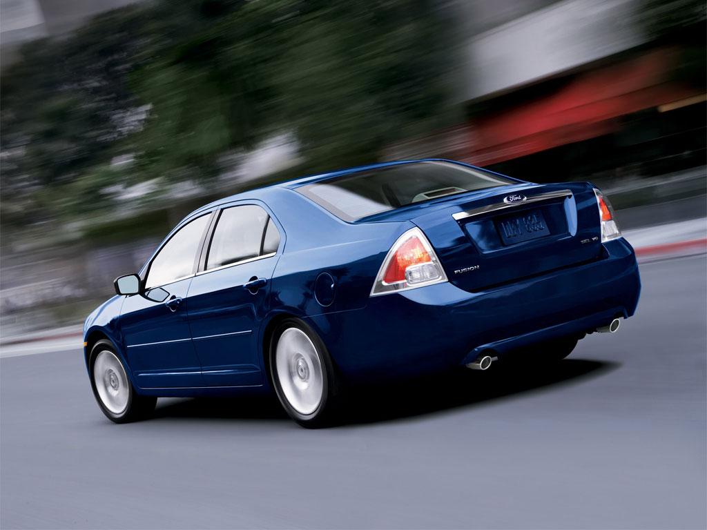 Ford Fusion 2005 foto - 2