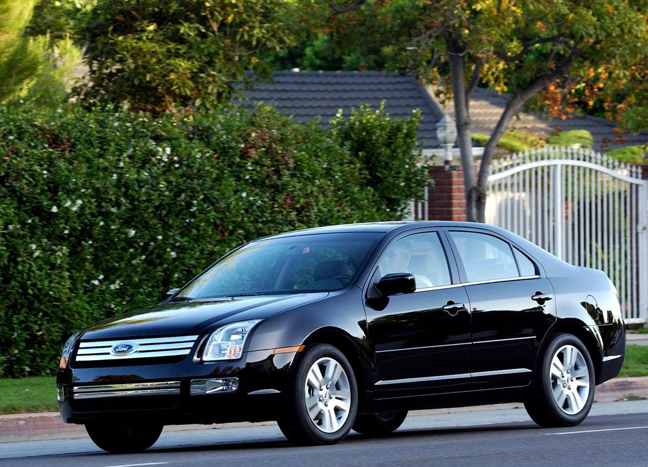 Ford Fusion 2005 foto - 5
