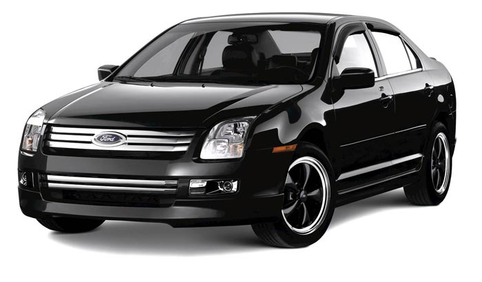 Ford Fusion 2009 foto - 1