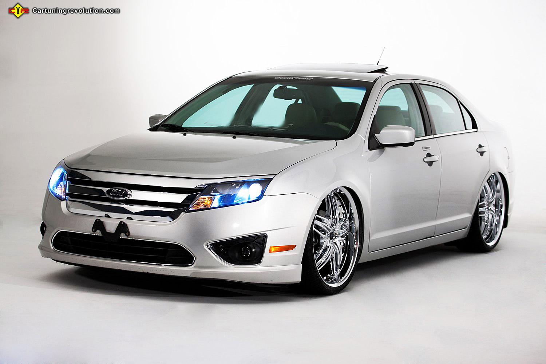 Ford Fusion 2011 foto - 1