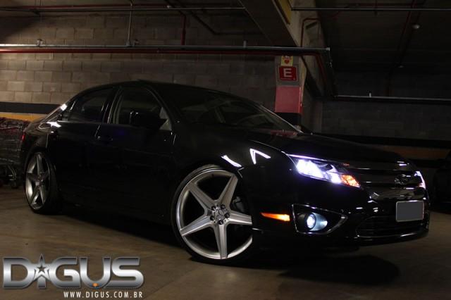 Ford Fusion 2011 foto - 3