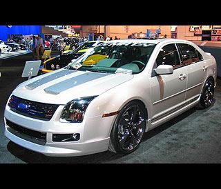 Ford Fusion 2011 foto - 4