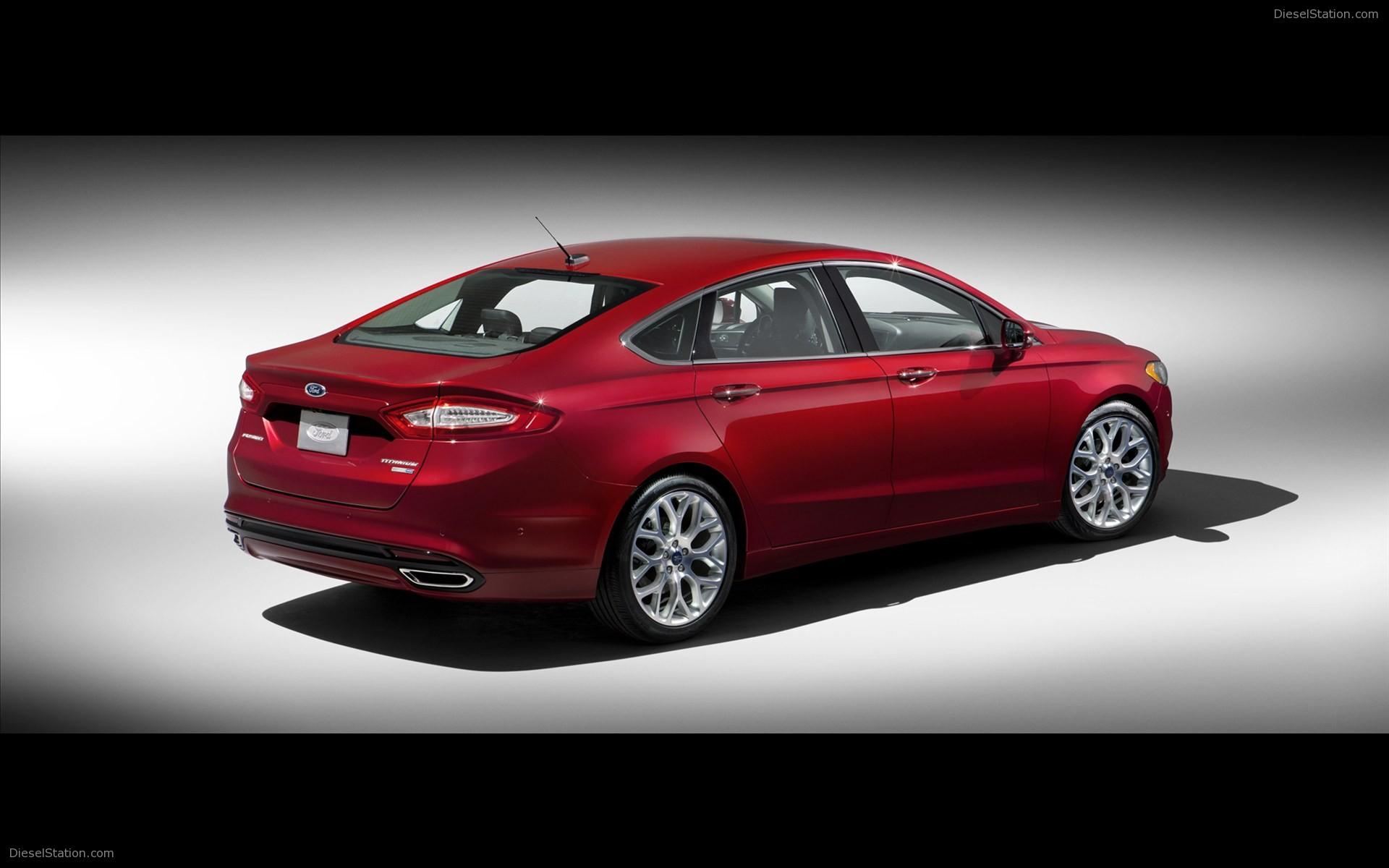 Ford Fusion 2013 foto - 3