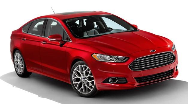 Ford Fusion 2013 foto - 4