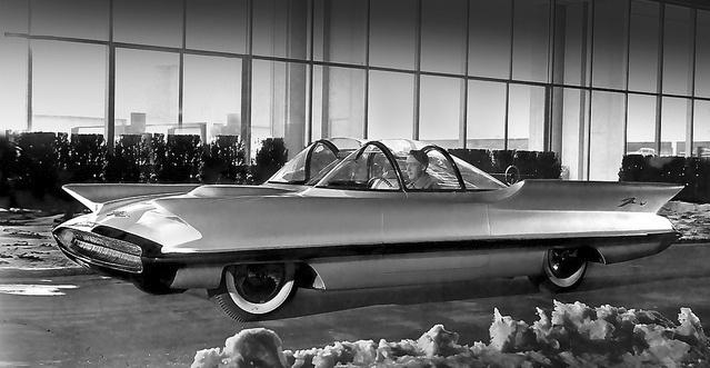 Ford Futura 1955 foto - 1