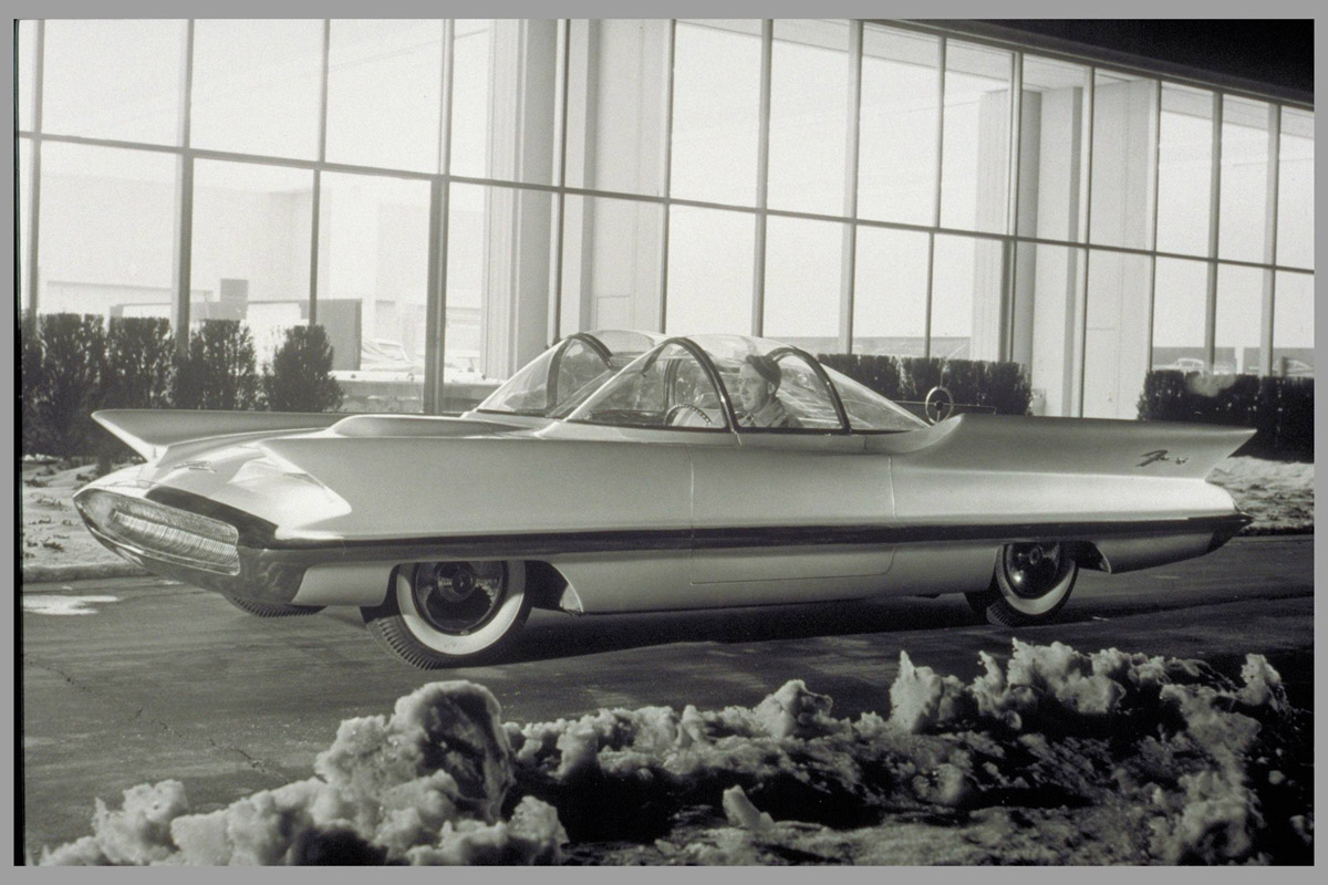 Ford Futura 1955 foto - 2