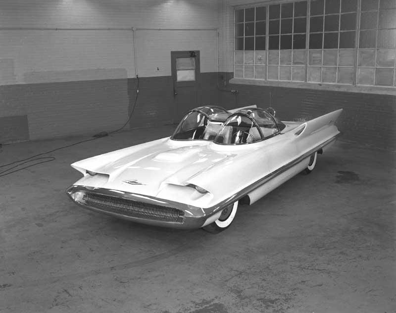 Ford Futura 1955 foto - 4