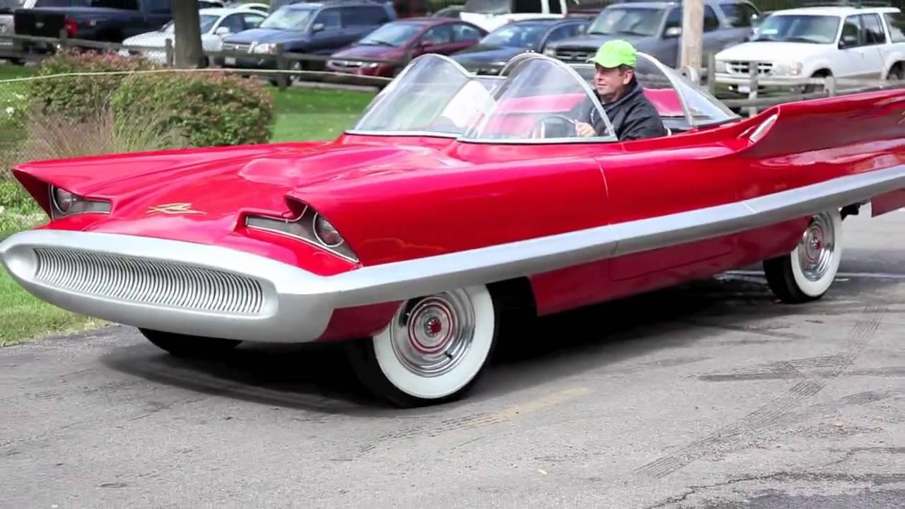 Ford Futura 1955 foto - 5
