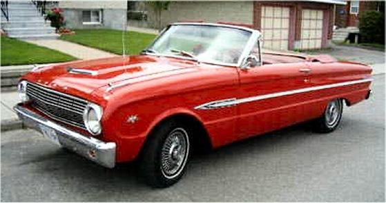 Ford Futura 1963 foto - 1