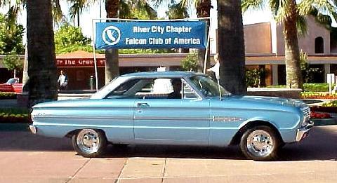 Ford Futura 1963 foto - 3