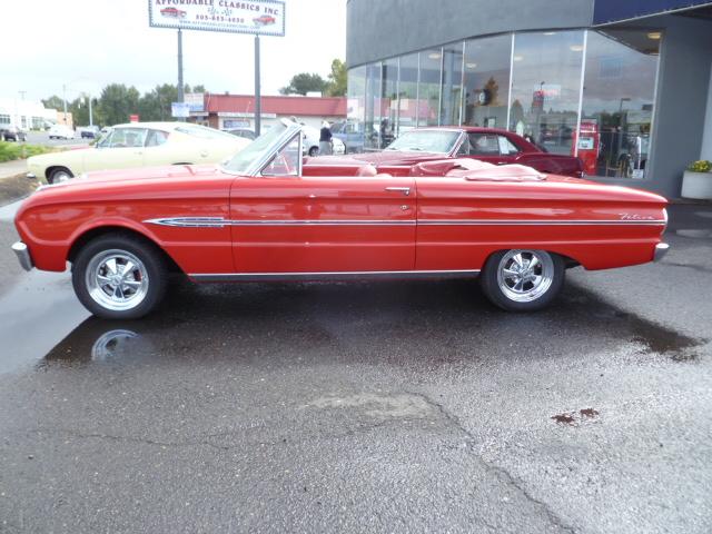 Ford Futura 1963 foto - 4